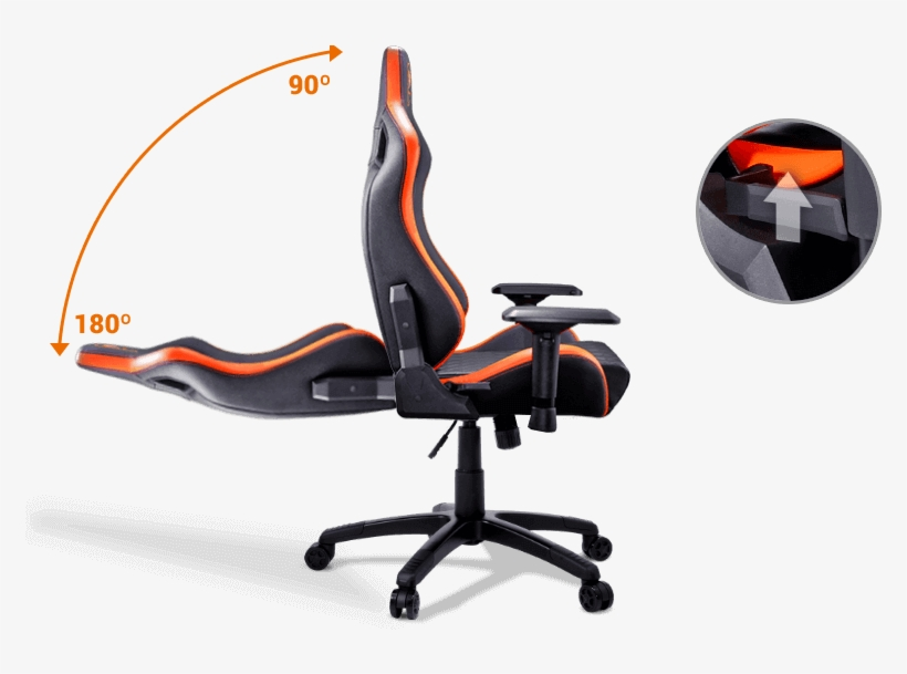 Cougar Armor S - Gaming Chair Armor S, transparent png #2953419