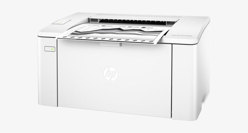 Impresora Hp Laserjet Pro M102w - Hp Laserjet Pro M102w Printer, transparent png #2953860