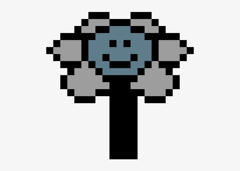 Flowey The Flower Undertale - Classycloud co