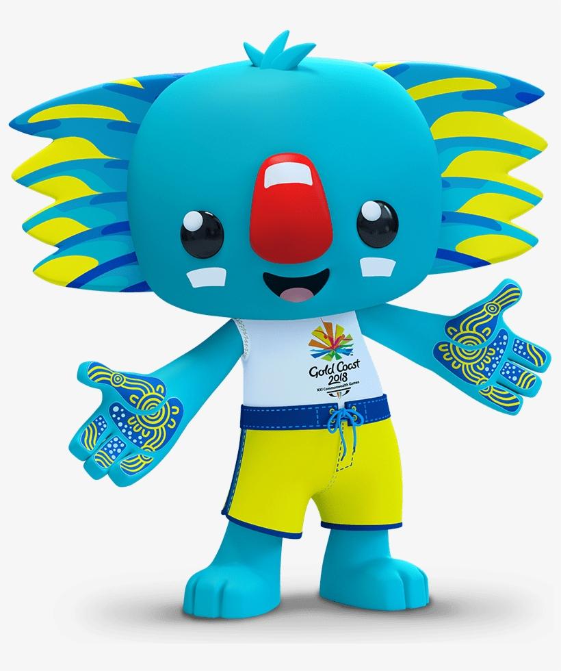 2018 Monwealth Games Mascot Borobi 2018