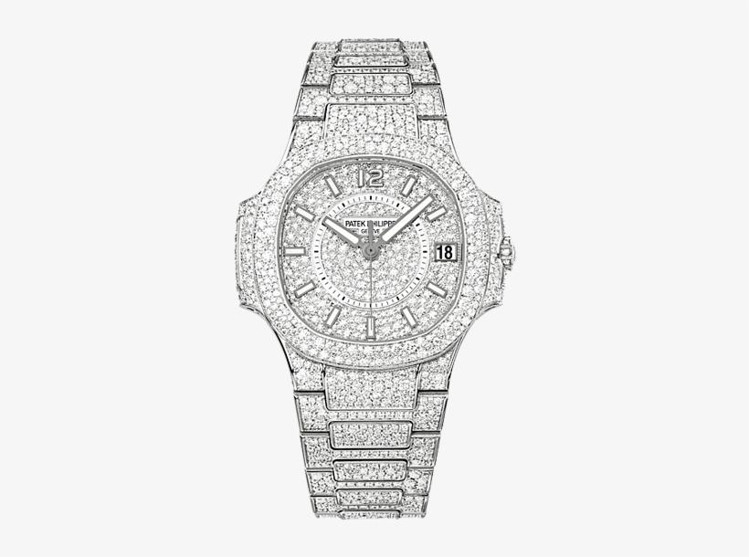 0b4bdae728e Patek Philippe 7021/1g-001 - Patek Philippe Full Diamond Watch ...
