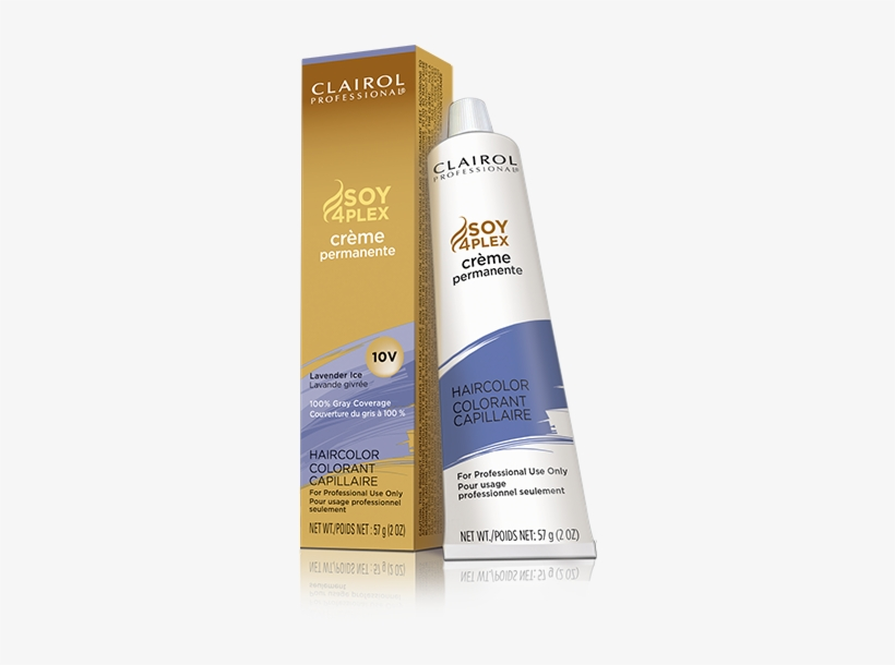 The 3ds Of Thinning - Clairol Pro Creme 4a Light Cool Brown, transparent png #2970568