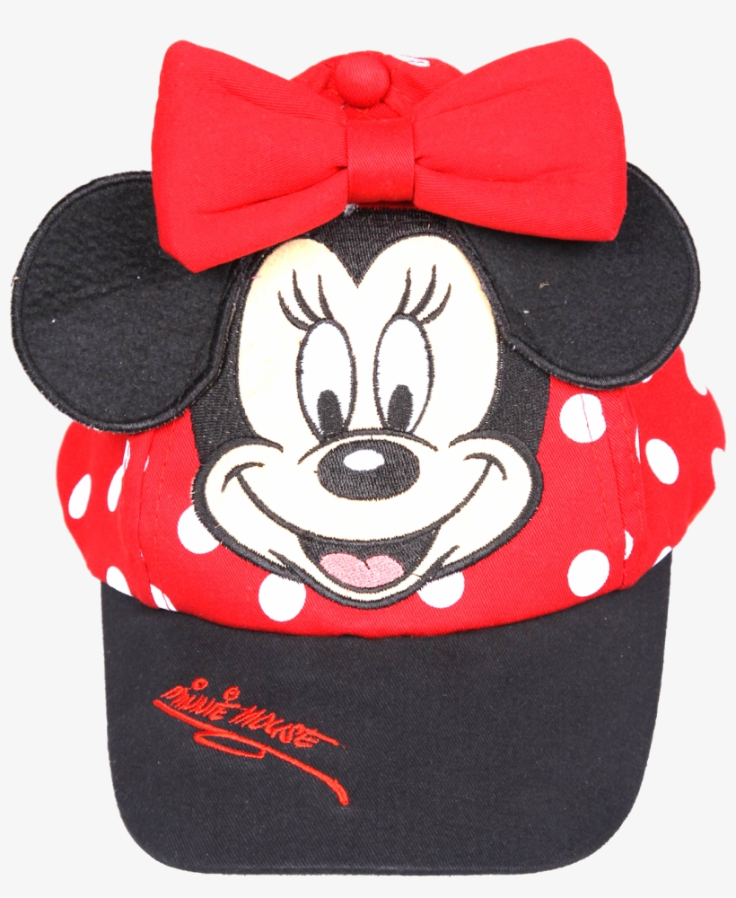 Mickey Mouse Baby Cap Png Transparent Images - Minnie Caps Baby, transparent png #2971011