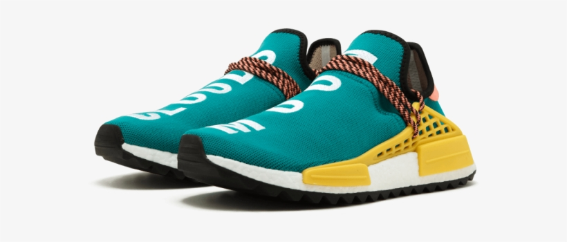 Adidas X Pharrell Williams Nmd Human Race Free Transparent