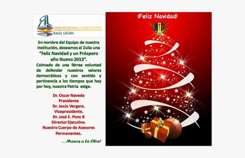 Fundación Raul Leoni Zulia - Christmas / Christmas, transparent png #2980178