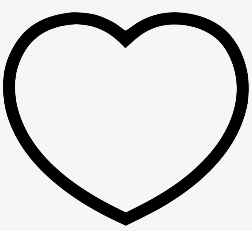 Line Art Heart Outline : Real heart outline png line art free