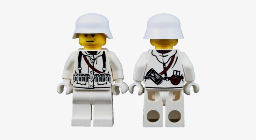 German Winter Uniform - Lego Ww2 German Winter - Free