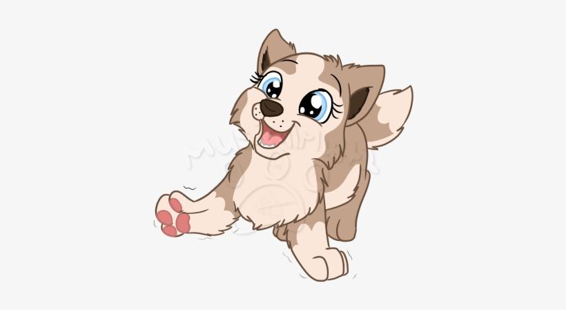 Puppy Tundra Imagenes De Perritos Anime Free Transparent Png