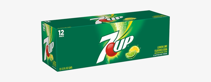 7up - 7up Cherry, 12 Fl Oz Cans, 12 Pack, transparent png #2985324