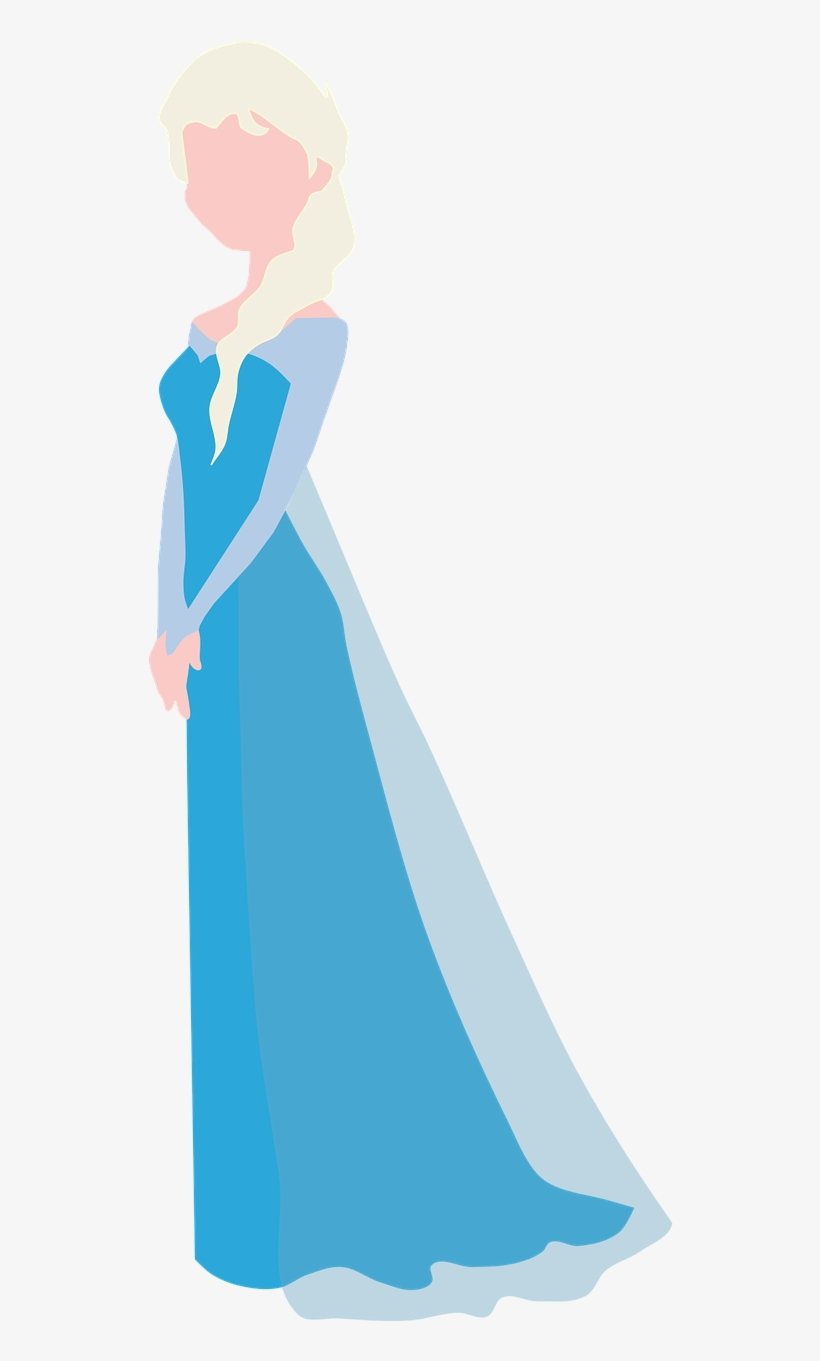 Disney Dog Costumes - Elsa Frozen Vector, transparent png #2986196