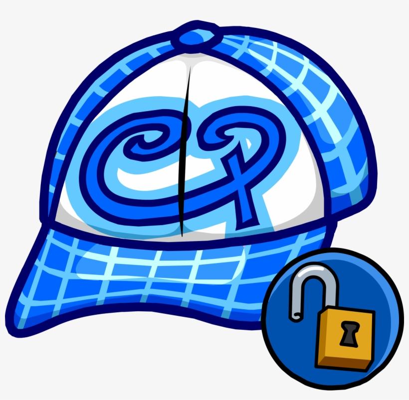 af75561aad803 Blue Skater Hat - Club Penguin Cp Cap - Free Transparent PNG ...