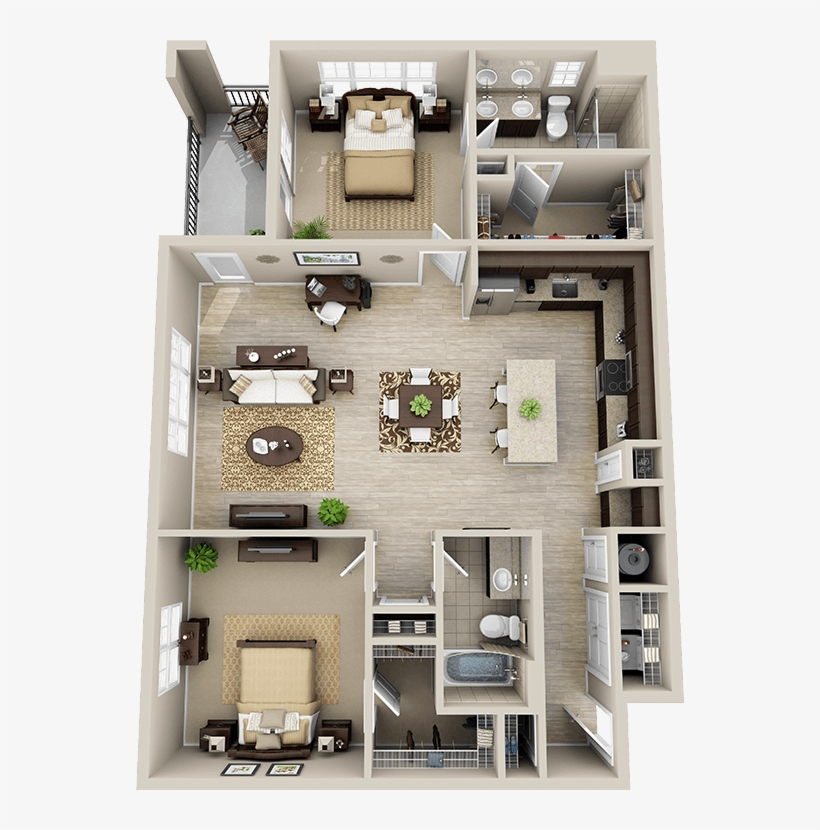 This Is A Good Small House Plan Walk In Closets And Sims 4 House