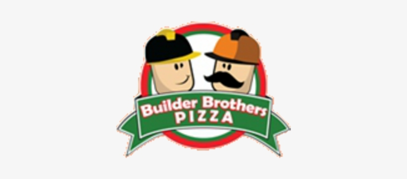 Builder Pizza Roblox - Roblox Pizza Builder Brothers Pizza, transparent png #2995642