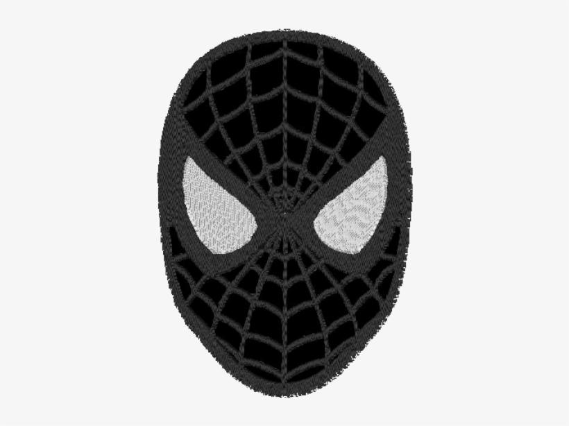 Mascara Do Homem Aranha Preto Free Transparent Png Download Pngkey