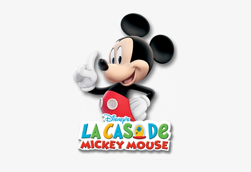 La Casa De Mickey Mouse - Mickey Mouse Clubhouse One, transparent png #2996712
