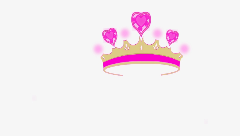 Princess Crown Simple Clip Art At Clipart Library Coronas De Reina