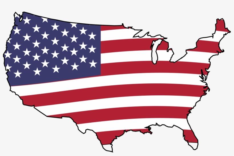 American Flag - Usa Flag, transparent png #31045