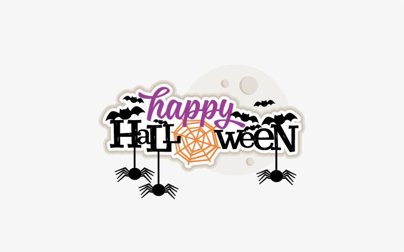 Png Image With Transparent - Transparent Background Halloween Clip Art, transparent png #31475