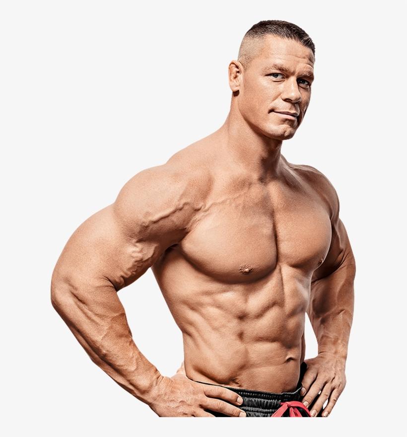John Cena - John Cena Body 2017, transparent png #31513