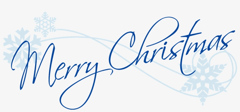 Merry Christmas - Merry Christmas Clipart Png, transparent png #32468