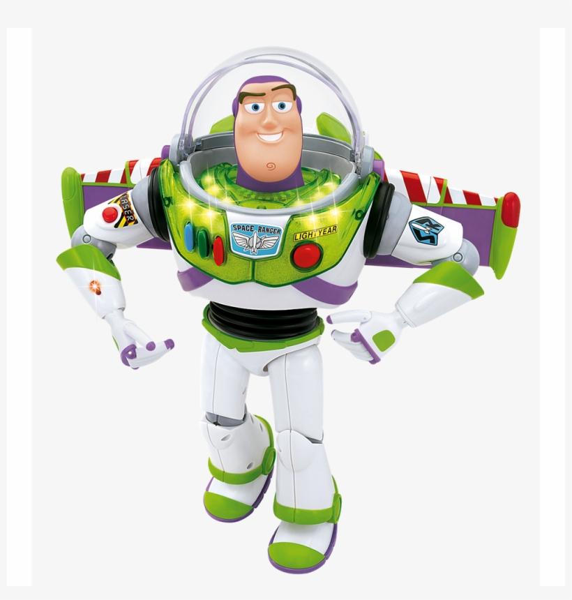 Toy Story Buzz Lightyear - Boneco Toy Story Buzz, transparent png #33098
