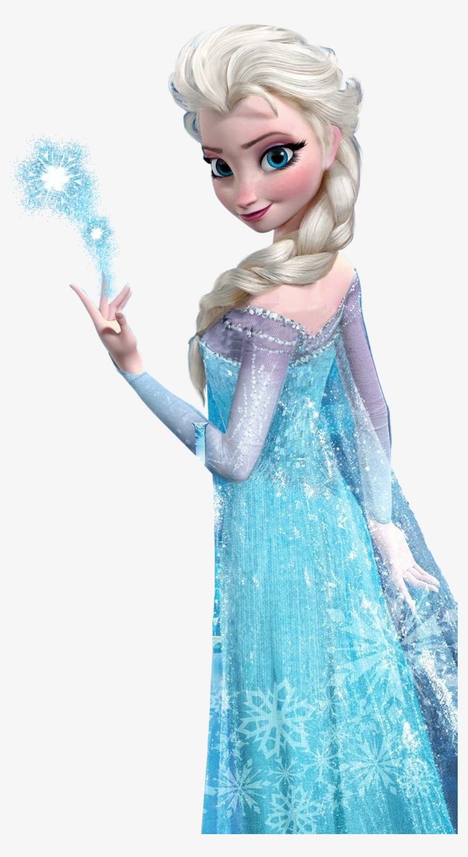 Frozen Png Image - Elsa Frozen Png, transparent png #33470