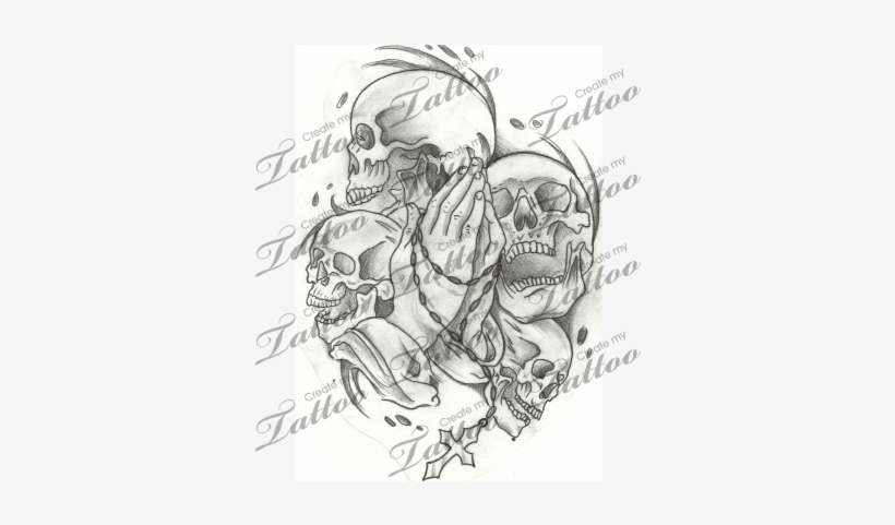 Marketplace Tattoo Prayer For The Wicked - Tattoo, transparent png #33710