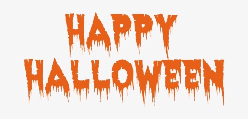 Happy Halloween Png Download Image - Happy Halloween Transparent Png, transparent png #33844