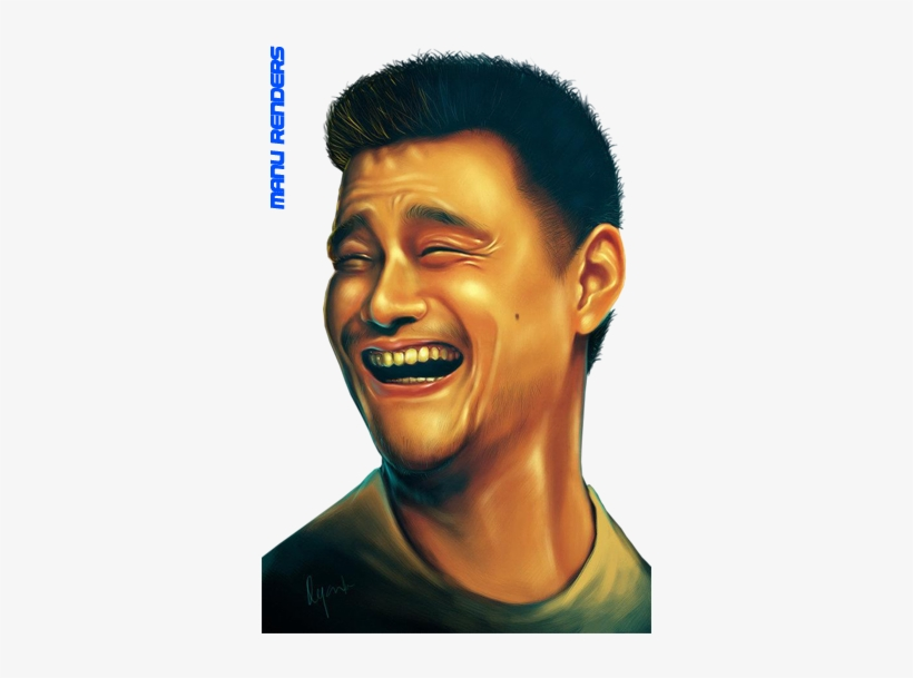 Free Icons Png - Yao Ming Meme, transparent png #34001