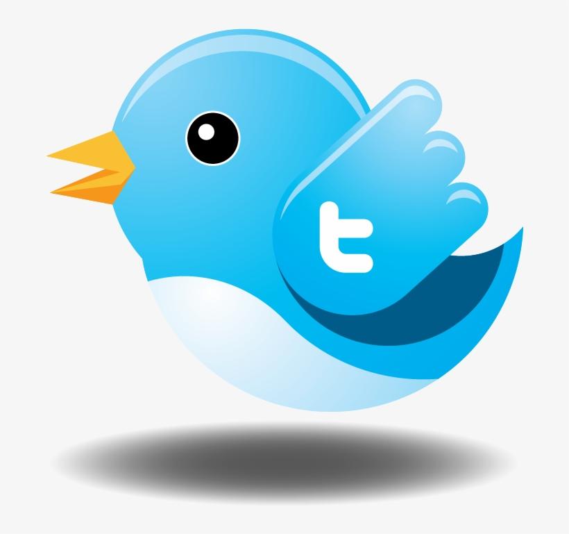 Jpg Transparent Download San Francisco Ritbair - Twitter 3d Logo Vector, transparent png #34612