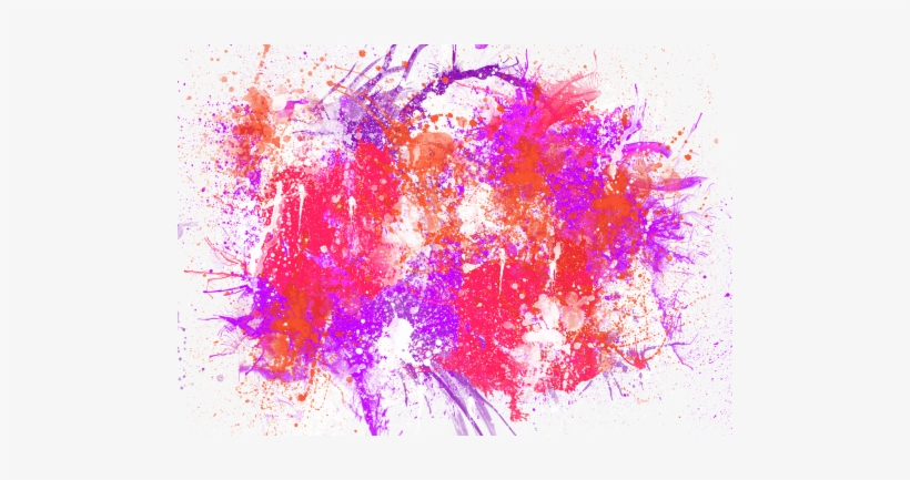 Colourful Brush Png, transparent png #35085
