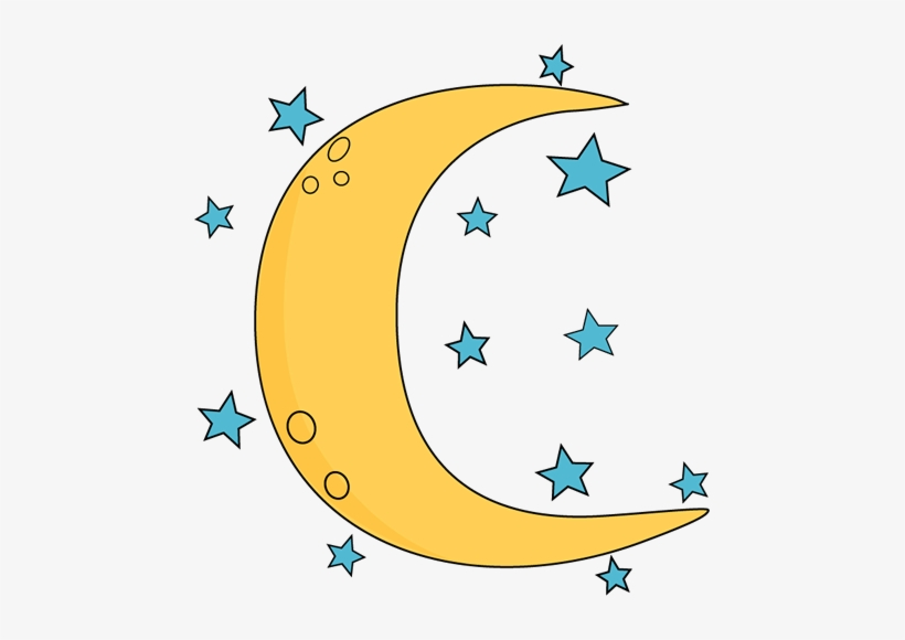 Half Yellow Moon Clipart - Yellow Crescent Moon PNG Image | Transparent PNG  Free Download on SeekPNG