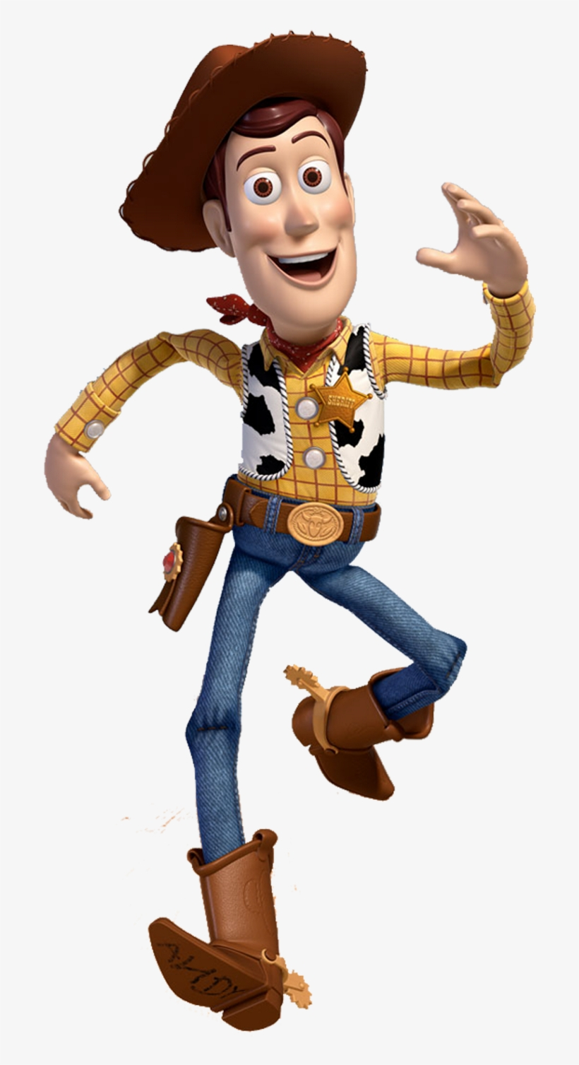 Gifs Y Fondos Pazenlatormenta - Woody Toy Story Png, transparent png #35436