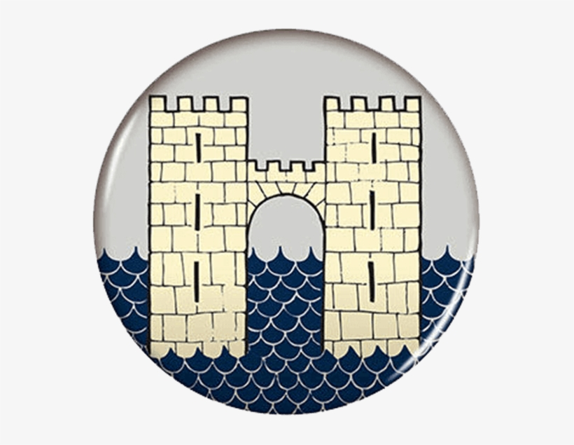 Game Of Thrones House Frey Magnet - Game Thrones House Frey Sigil, transparent png #35654