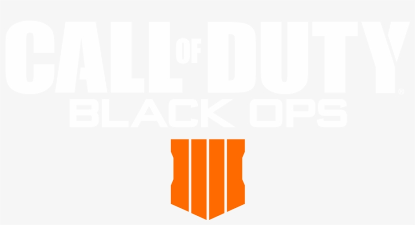 Call Of Duty Black Ops 4 Logo Png Image - Black Ops 4 Png, transparent png #35829
