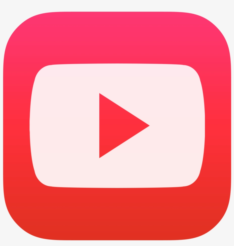 Youtube Icon Png Image - Ios Youtube Icon Png, transparent png #35966