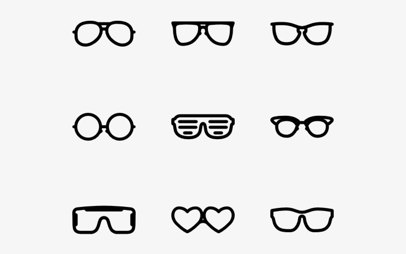 Sunglasses, transparent png #36593