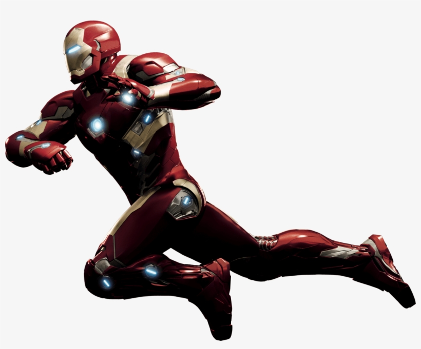 Captain America: Civil War (blu-ray/digital Copy), transparent png #36744