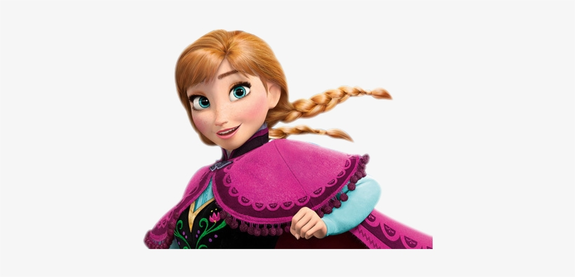 Anna Frozen Anna Frozen - Frozen Anna Elsa Png, transparent png #36896