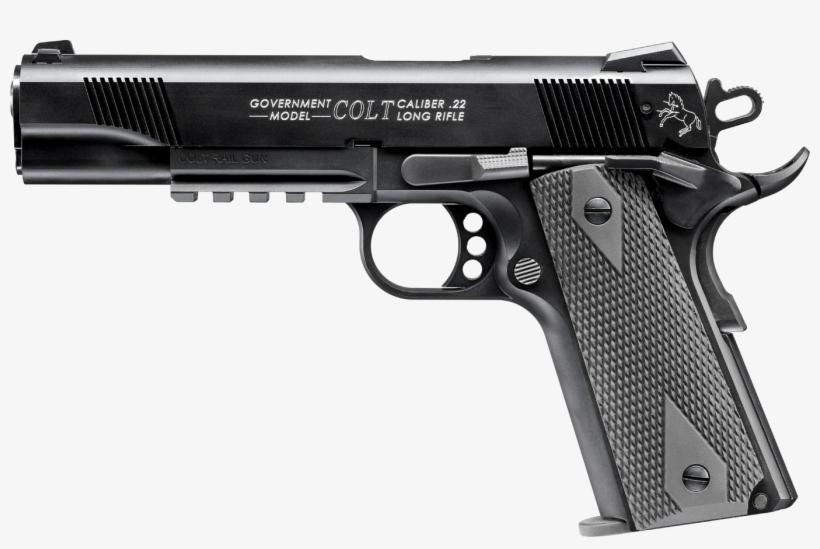 Image Hand Gun Images - Gun Png Image Hd, transparent png #36942