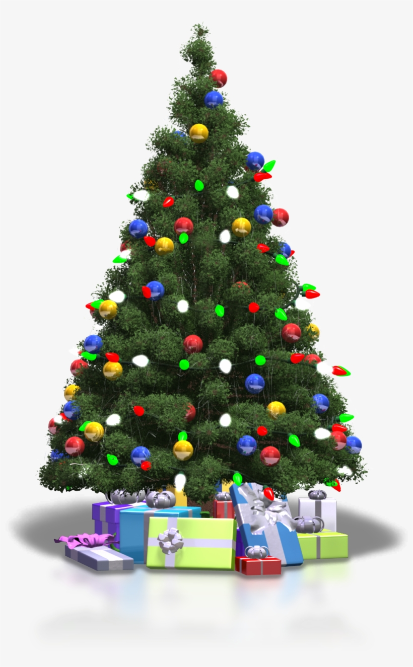 Christmas Tree Transparent Png Pictures - Lions Club Christmas Tree, transparent png #37148