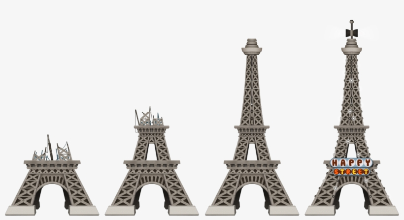 Special Eiffel Tower Level 1to4 - Eiffel Tower Level 1 2016, transparent png #37387