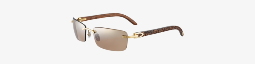 Cartier Sunglasses For Men - Sunglasses, transparent png #37484