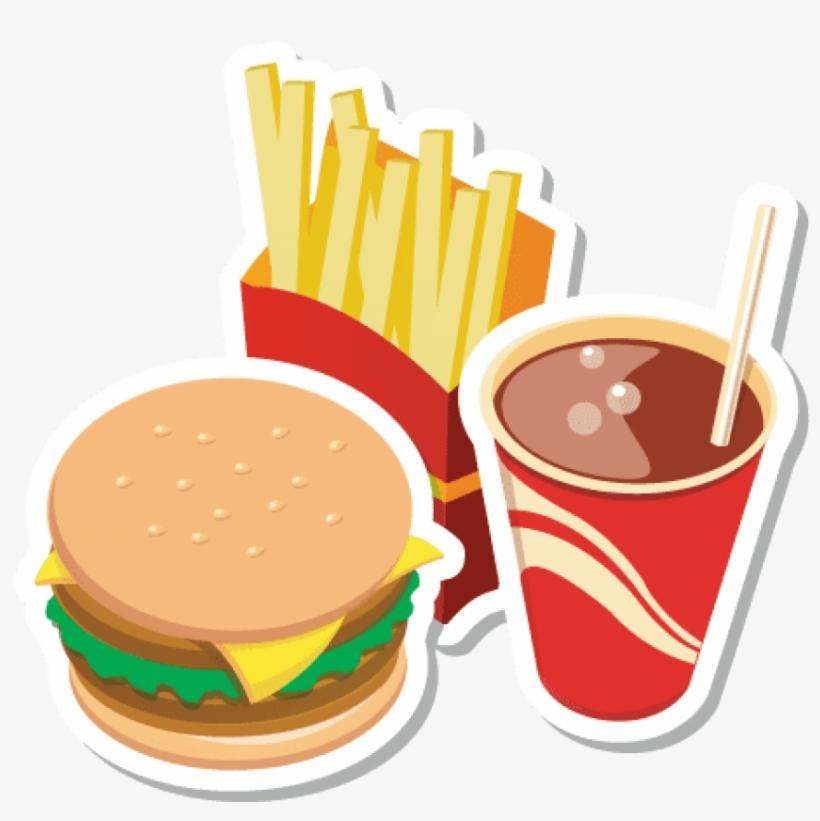 Junk Food Png Image - Junk Food Clipart Png, transparent png #37614