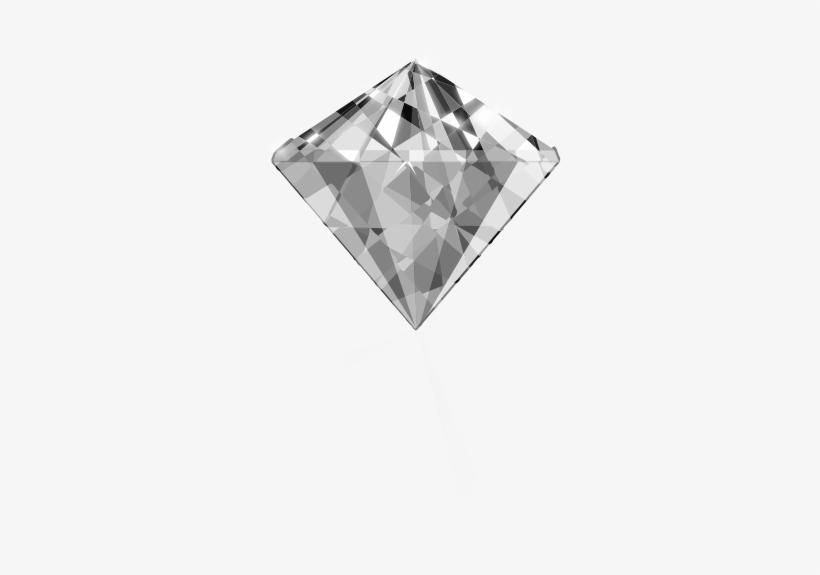 Clip Art At Clker Com Vector Online - Diamond Clipart No Background, transparent png #38271