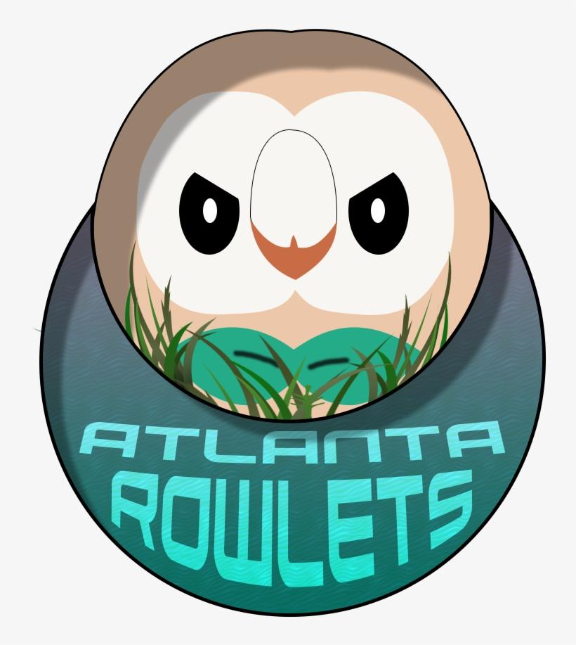 The New Atlanta Rowlets Logo Https Cartoon Free Transparent Png Download Pngkey
