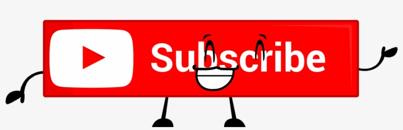 Subscribe Button - Subscribe Button Animation Png, transparent png #39568