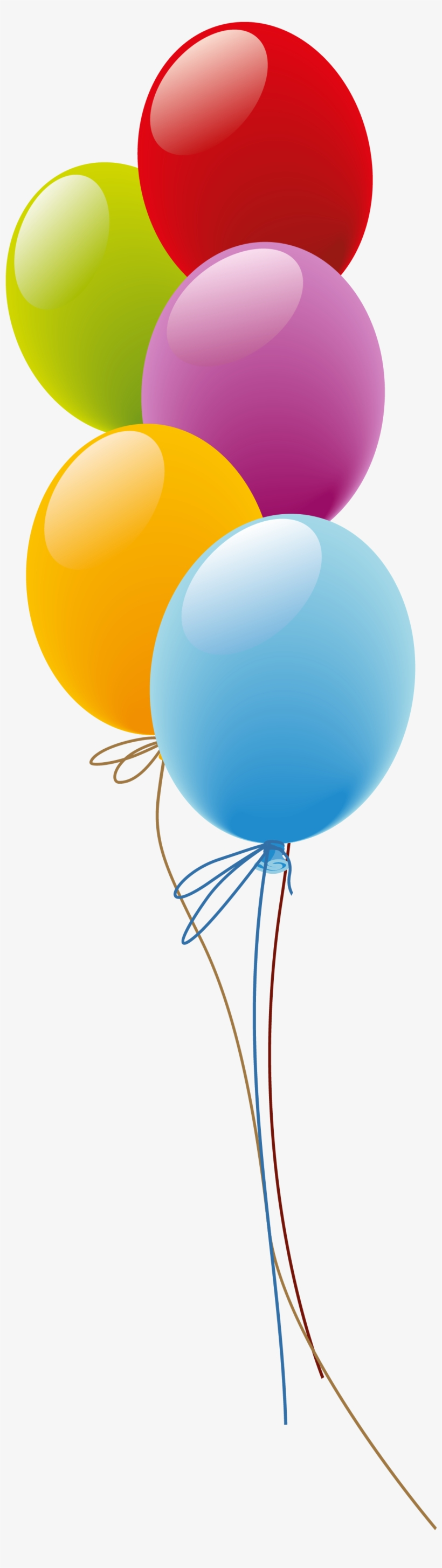 Balloons Png Picture Artistic Elements Pinterest - Transparent Birthday Party Balloon Png, transparent png #39799