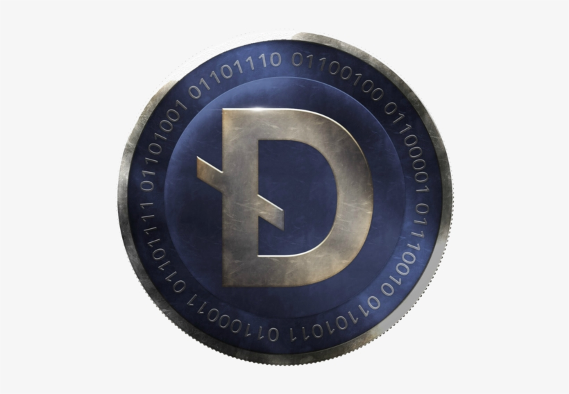 It's Raining Money In Dash Shape - Dash Coin Png, transparent png #39820