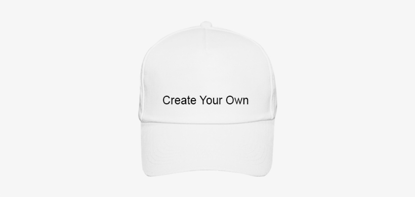 Create Your Own Caps - Create Your Own Cap, transparent png #300060